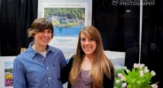 Jenna & Caroline, winners of the 2013 Real Maine Wedding Dream Wedding Contest